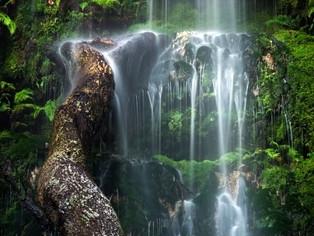 Waterfall magic