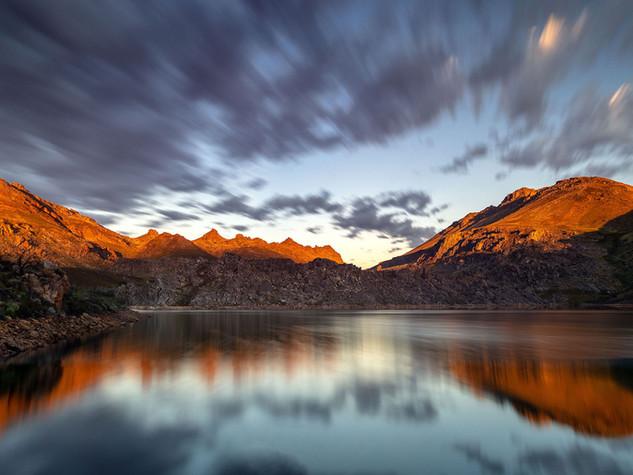 Cederberg sunrise