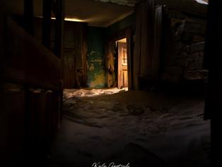 Kolmanskop abandoned town