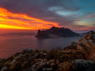 Hout Bay sunset