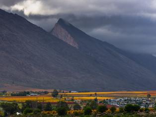 DeDoorns mountains
