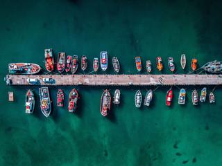 Kalk Bay harbour