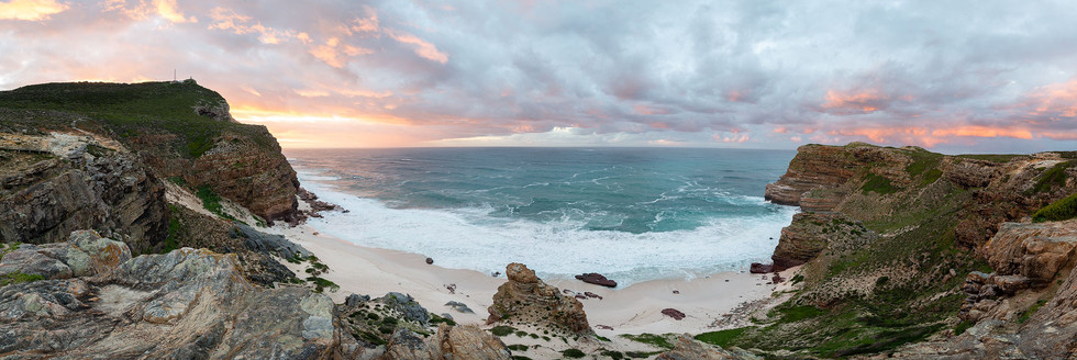 Dias beach at Cape Point sunrise