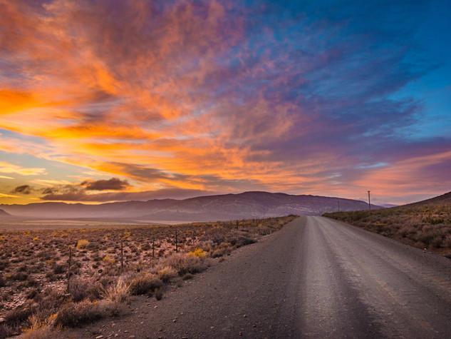 Karoo sunrise