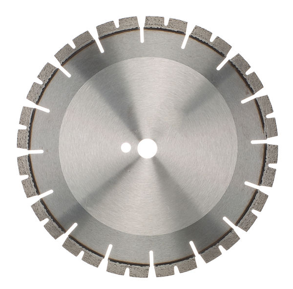 TT style segmented diamond blade