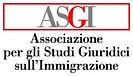 logo ASGI associazione studi giuridici sull'immigrazione
