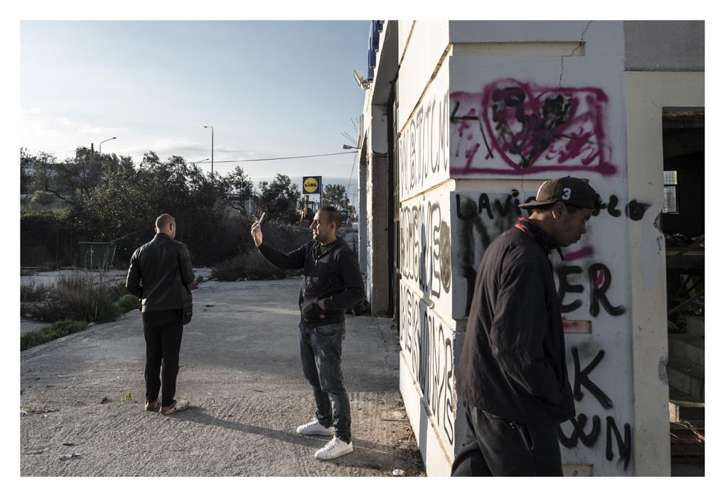 Esperimento Grecia a Lesbo