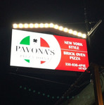 ...our name in lights!!