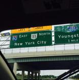 ...headed to New York City!