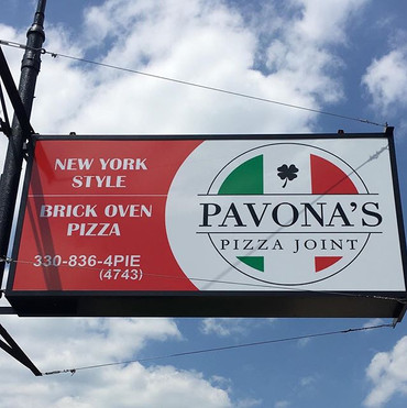 The Sign is up!!!!