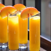 $5 mimosas!! We open at 10am today and t