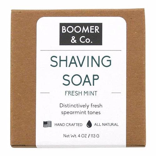 Fresh Mint Shaving Soap Bar