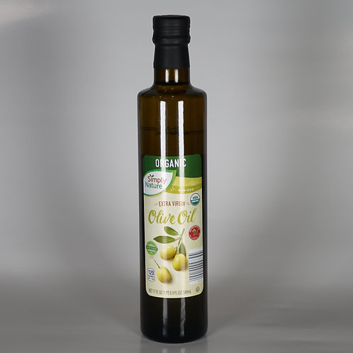 Orgnic Extra virgin olive oil