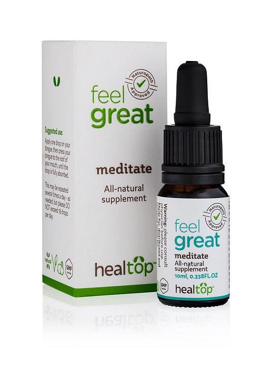Meditate - All-Natural Supplement
