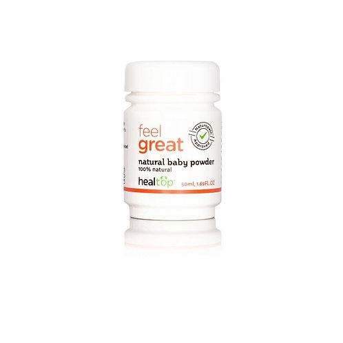 Baby Powder - Herbal, Natural, Safe