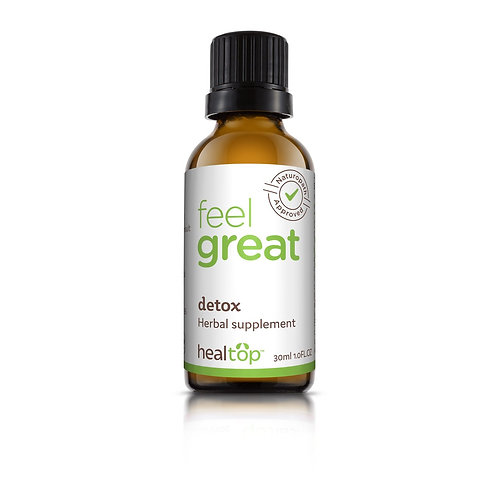 Detox - Natural Herbal Supplement