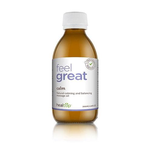 Calm - 100% Natural Massage Oil