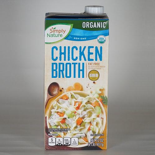 Organic Chicken broth