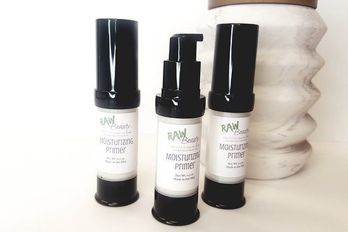 Makeup Primer for Face and Eyes With Hyaluronic Acid- Vegan and Natural