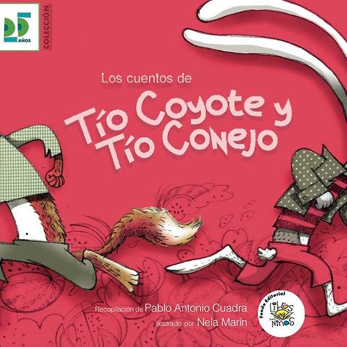 Los cuentos del tío Coyote y tío Conejo