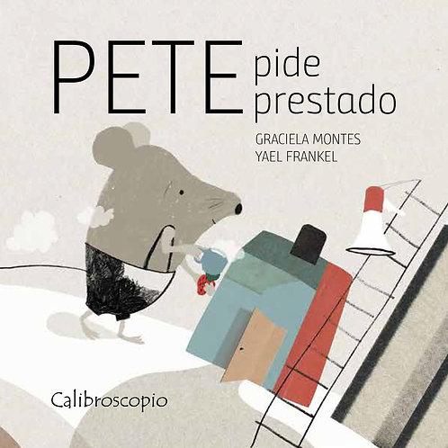 Pete pide prestado
