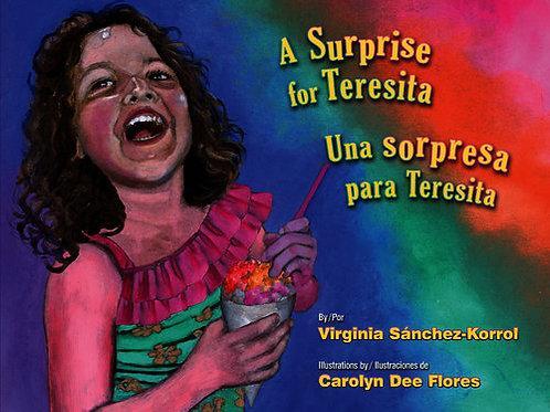 A surprise for Teresita/ Una sorpresa para teresita