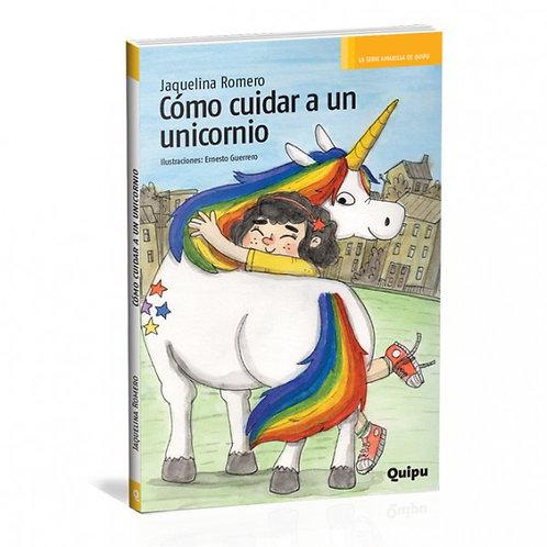Como cuidar a un unicornio