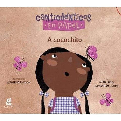 Canticuénticos en papel a cocochito