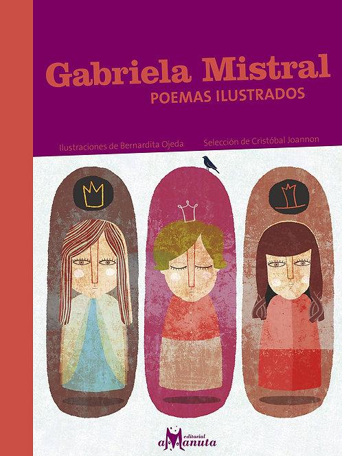 Gabriela Mistral poemas ilustrados