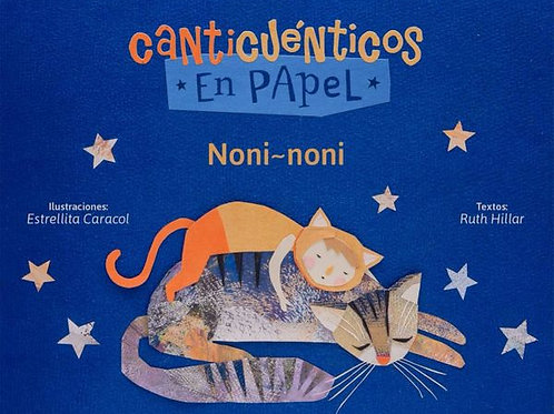 Canticuénticos en papel Noni,Noni