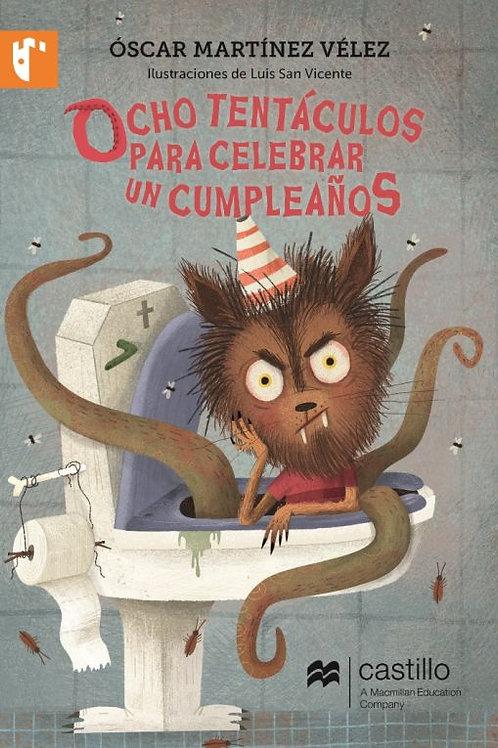 Ocho tentáculos para celebrar un cumpleaños