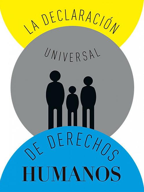 La declaración universal de los derechos humanos (Pop-up)