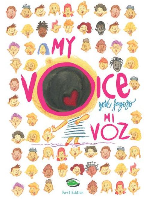 Mi voz!