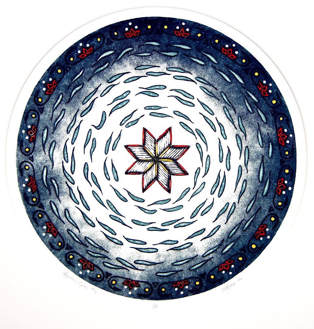 Migratioin Cycles #2 Fish 2006