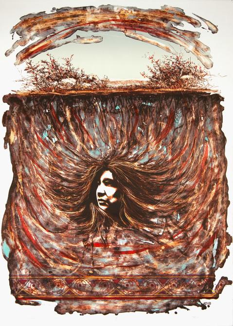 Wistaqamu 'Kiju - Earth Mother 2001