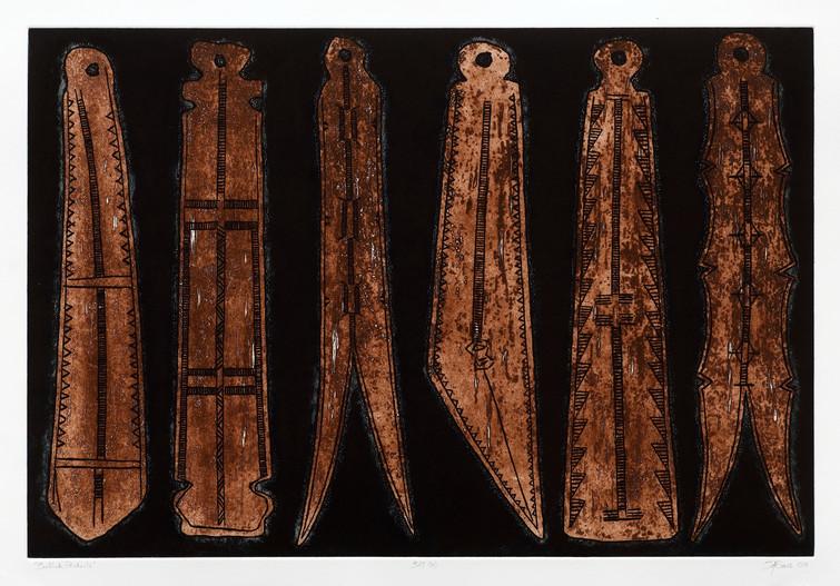 Beothuk Pendants 2002