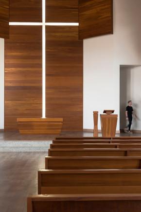 Matheus Stange . Igreja Luterana