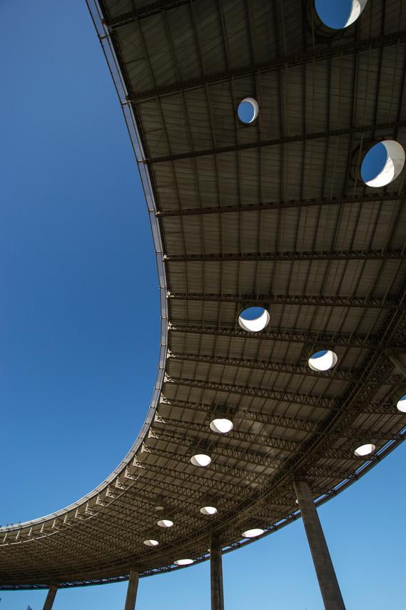 Sheila Basílio . Estádio Kléber Andrade