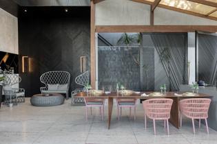 Cyane Zoboli . Lounge Sunset