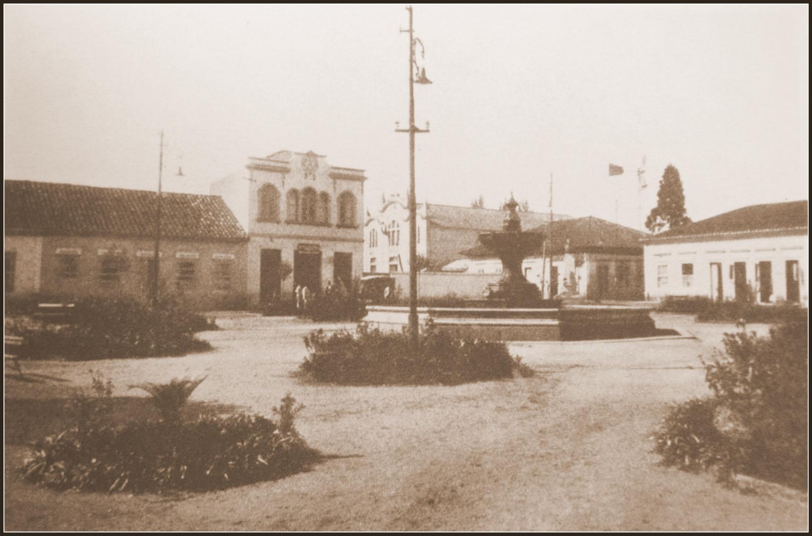 largo dos amores em 1927.JPG