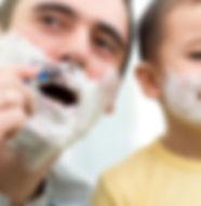bigstock-Preschooler-Attempting-To-Shav-