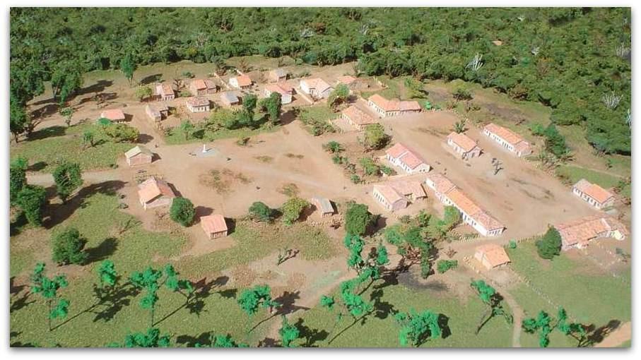 1 - largo do Pelourinho em 1770 - foto m
