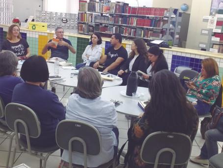 Biblioteca Municipal comemora sete anos do Clube do Livro