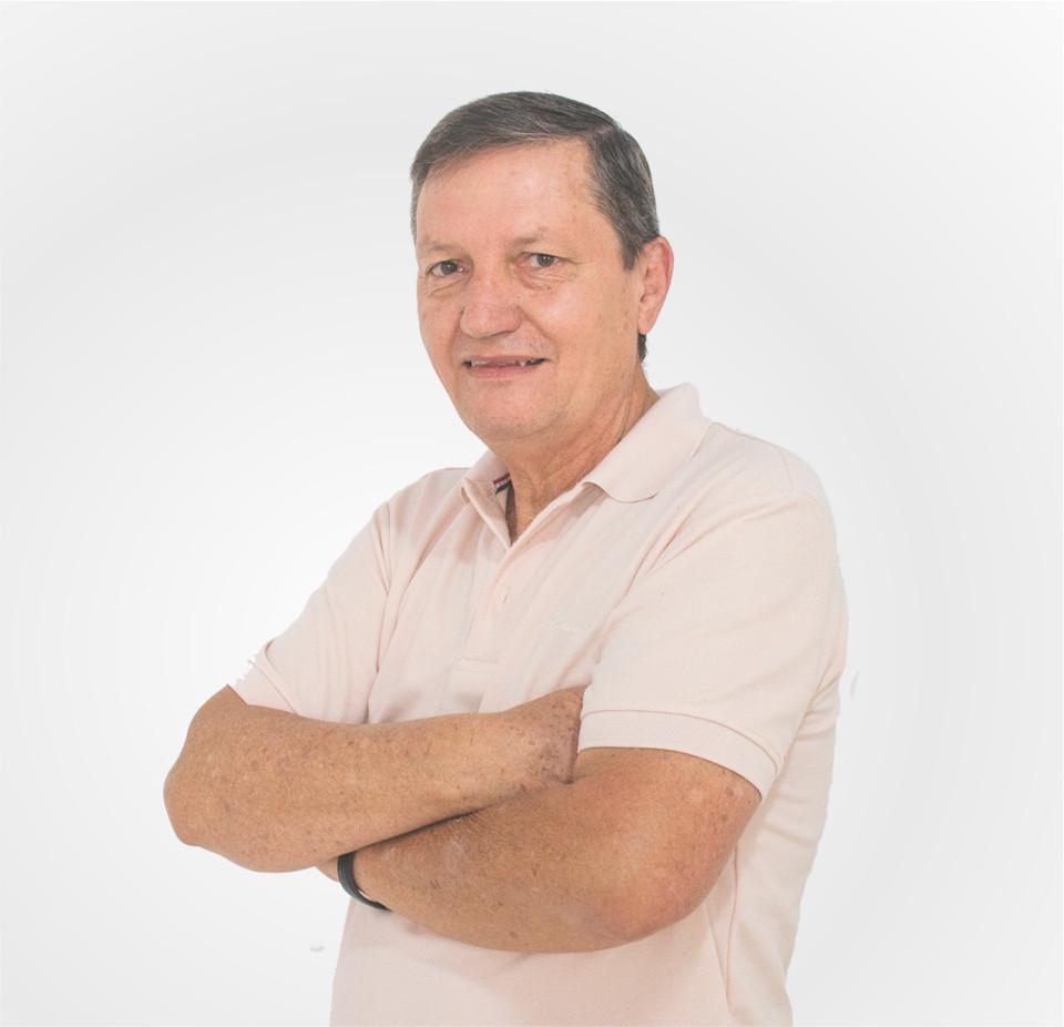 Geraldo Toledo, colunista da Revista Top da Cidade, de Itapetininga