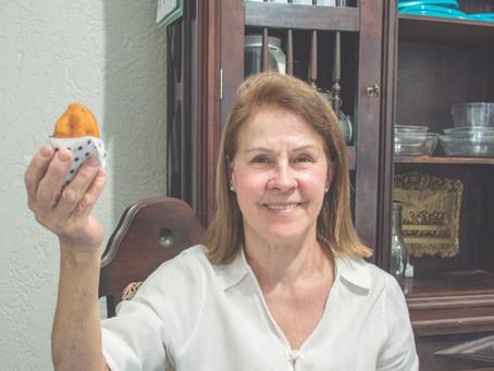 O tradicional Bolinho de Frango de Itapetininga