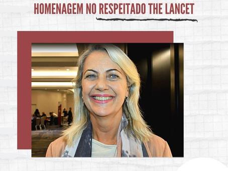 Dra. Vânia Hungria: uma itapetiningana na respeitada 'The Lancet'