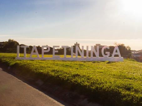 Venha para Itapê! Nossa cidade é Top!