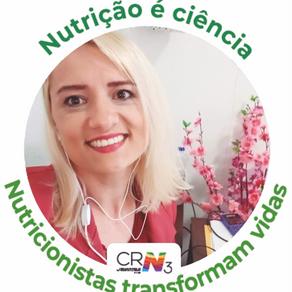 A nutricionista Larissa Zacharias dá dicas importantes para saúde e alimentação