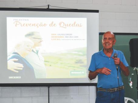 O altruísta Roberto Soares Hungria e o bem-estar dos idosos