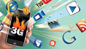 3G Rocks the Web